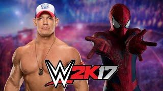 John Cena vs Spider Man