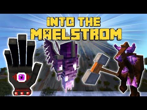 Into The Maelstrom для Майнкрафт