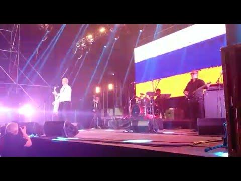 "Денис Майданов - Флаг моего государства (""Ээхх, Разгуляй!"" Краснодар)"