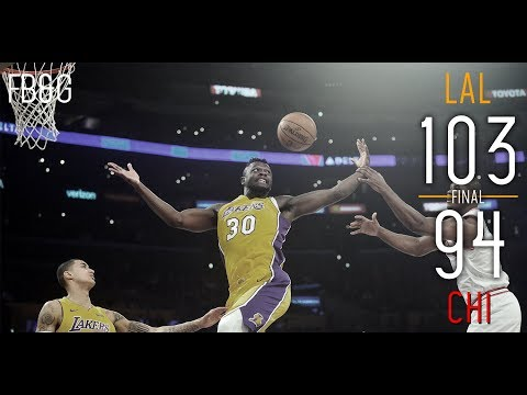 Julius Randle Sparks Huge 2nd Half Comeback