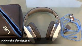 Logitech UE 6000 Kopfhörer Unboxing und erster Eindruck