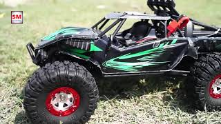 High Speed Off road RC CAR 1 12 Scale 2 4GHz   UNBOX & TEST!! Shamshad MAKER