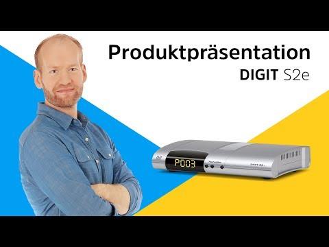 DIGIT S2e | Produktpräsentation | TechniSat