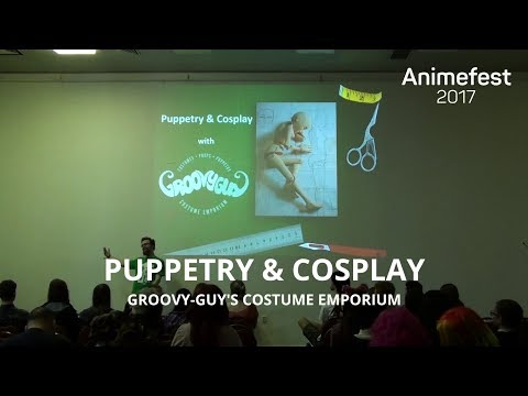 Puppetry & Cosplay
