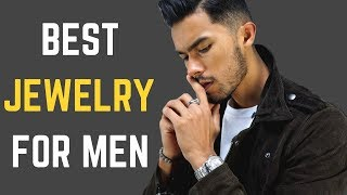 The 5 BEST Pieces Of Jewelry For Men To Wear (and How To Wear It)