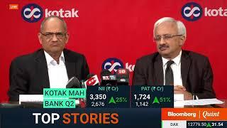 Analysing Kotak Mahindra Bank's Earnings