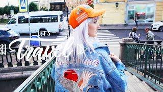 VLOG ПИТЕР: ФИНСКИЙ ФАСТФУД/ПРИГЛАСИЛ В КИНО! 22.07.2017