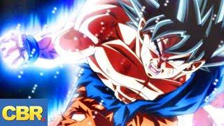 10 Hidden Superpowers Goku Wants To Keep Secret