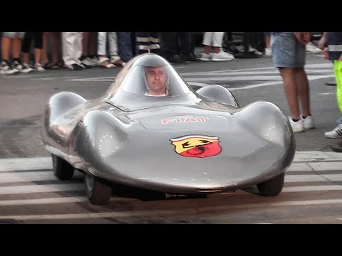2019 Salone dell'Auto Parco Valentino: F1s, Supercars & Special Cars Parade!