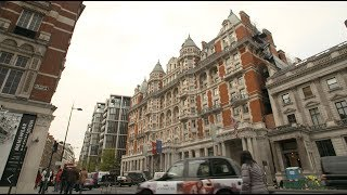 [Mandarin Oriental Hotel, In London] Site To BIM
