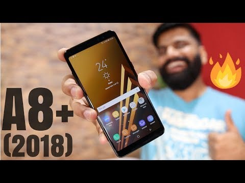Samsung Galaxy A8+ (2018) Unboxing and First Look - My Opinions