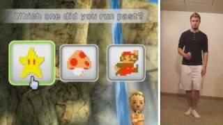 Gameplay - Wii Fit Plus (Jogging)