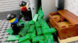 LEGO Ограбление Банка 💣💵 Лего Мультики на Лего Клуб