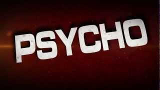 12 Stones - Psycho (Official) Lyric Video
