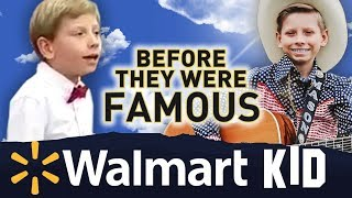 YODELING WALMART KID | Before They Were Famous | Mason Ramey - Video Youtube