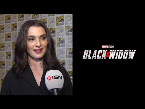 Rachel Weisz Gives A Bit Of Info On Her Character Melina And 'Black Widow'
