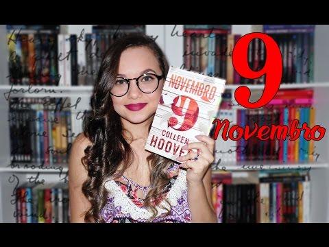 Resenha 9 de Novembro | Colleen Hover