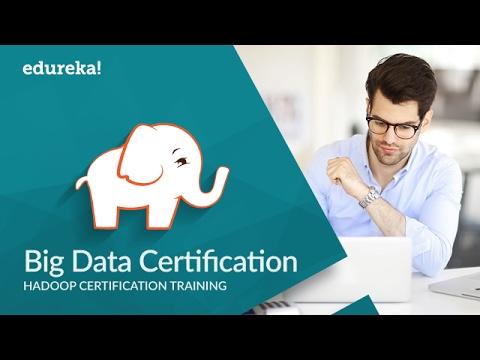 Big Data Certification | Hadoop Certification | Cloudera Certification ...
