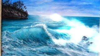 Мои морские пейзажи.