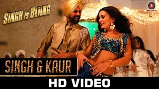 Singh & Kaur - Song Video - Singh Is Bliing