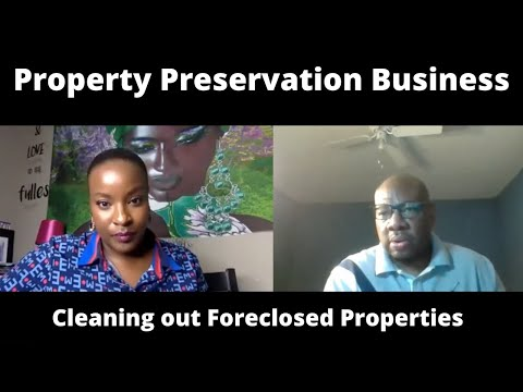 , title : 'Property Preservation Business - Cleaning Up Foreclosed Properties