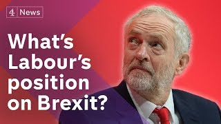 Brexit decisions loom large at Labour conference
