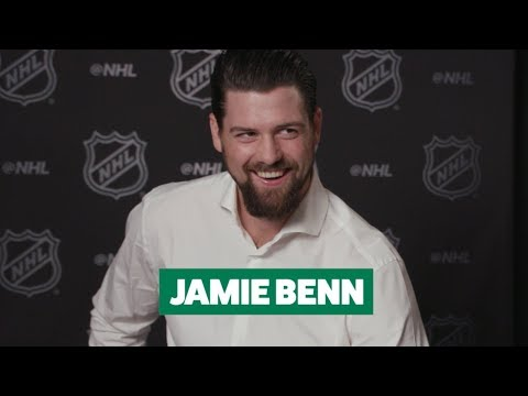 What's in the Box: Jamie Benn