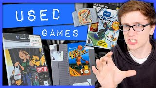 Used Games - Scott The Woz