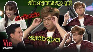 """Hari Won chết cười trước những phát ngôn gây LOẠN NÃO của """"thánh giải trí"""" Phát La l Nhanh Như Chớp"""