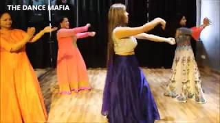 Aaja Nachle | Madhuri Dixit | Bollywood dance easy steps | choreography for wedding