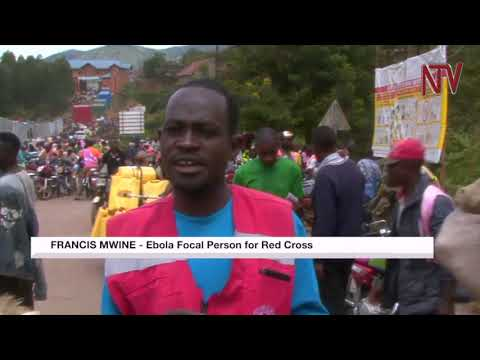 Ebola screening intensifies at DRC border ahead of Martyrs' day
