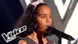 The Prayer - Andrea Bocelli / Céline Dion | Jane Constance | The Voice Kids 2015 | Blind Audition