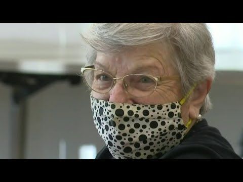 Holocaust survivors in Metro Detroit talk about receiving COVID vaccine