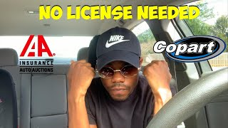 HOW TO BUY FROM COPART AND THE INSURANCE AUTO AUCTIONS WITHOUT A DEALERS LICENSE! *PUBLIC CAN BUY*