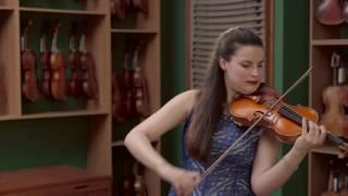 Violin by Afro Garimberti, Milan 1928