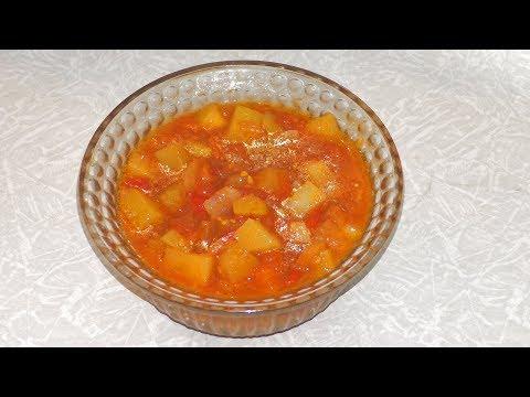 Салат из кабачков на зиму Анкл Бенс
