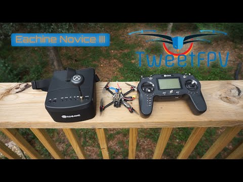 Eachine Novice 3 RTF kti review