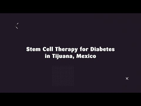 Find Highly Affordable Packages for Stem Cell Therapy for Diabetes in Tijuana, Mexico