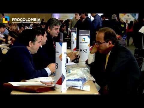 Presidente Santos invitó a los colombianos a exportar para crecer en Macrorrueda 55