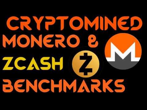 Monero & ZCash GPU & CPU New Mining Benchmark Websites
