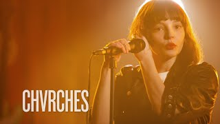 """Chvrches """"Recover"""" Guitar Center Sessions on DIRECTV"""