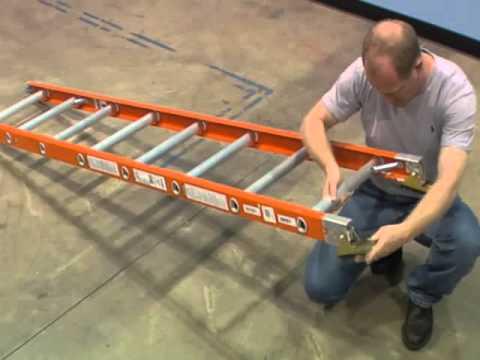 Seguridad en Escaleras Tipo Extensión y Sencilla