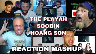 [REACTION MASHUP] SOOBIN X SLIMV - THE PLAYAH (Special Performance / Official Music Video)