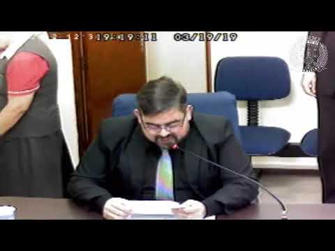 Câmara Municipal de Juquitiba - 6ª Sessão Ordinária 2019