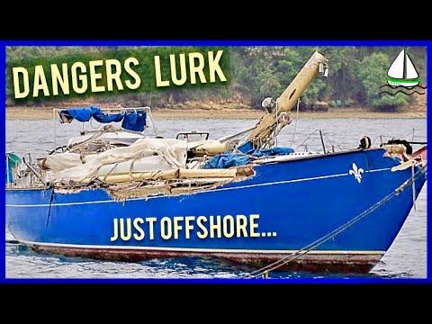 Sailing Africa:Preparing for Passage [Dangers for Sailboats/Navigation Hazards] Patrick Childress#34