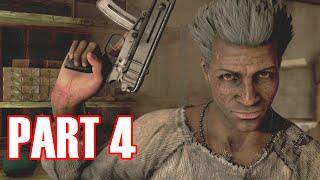 Far Cry 4 Gameplay Walkthrough Part 4 - CRAZY BLACK GUY!    Walkthrough From Part 1 - Ending