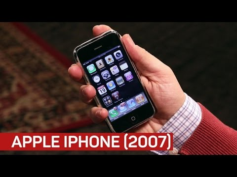 The iPhone: 2007, meet 2017