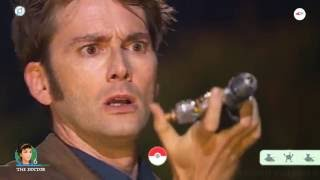 Le Docteur chasse les Pokemon - Pokemon Go!