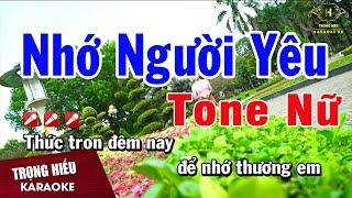 karaoke-nho-nguoi-yeu-tone-nu-nhac-song-trong-hieu