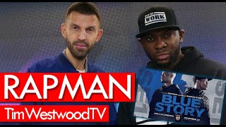 Rapman on Blue Story success, Vue pulling it, new project in U.S, inspiring youth - Westwood